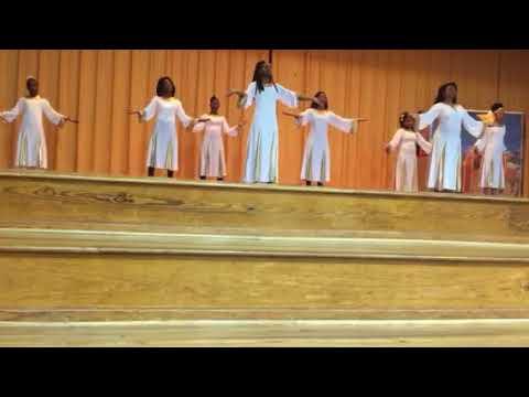 South Delta Middle School Dancers