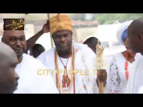 Download ROYAL ARRIVAL: Ooni of Ife's Grand Entry At Havilah Mountain of Fire 23rd Anniversary
