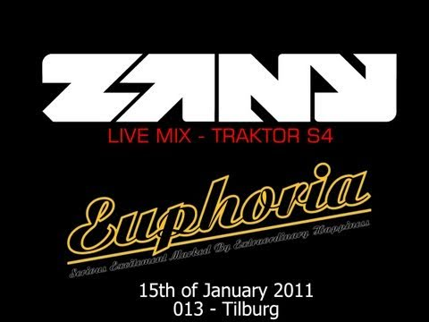 Zany @ Euphoria January 2011