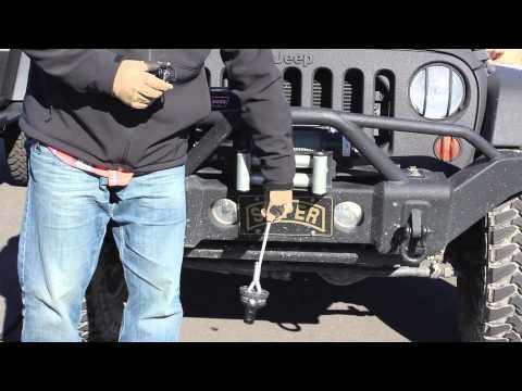 jeep recovery gear steve landers chrysler dodge jeep youtube. Black Bedroom Furniture Sets. Home Design Ideas