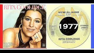 Rita Coolidge - We're All Alone 'Vinyl'