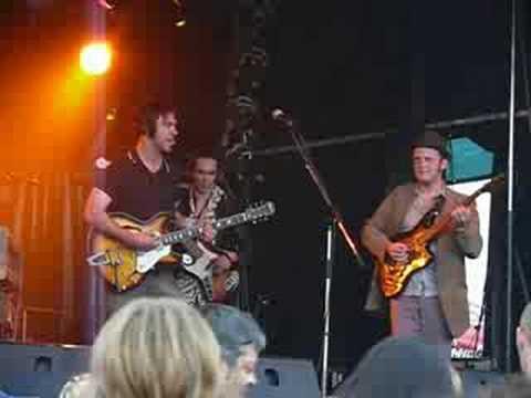 The  Caroloregians au Bucoliques 2008
