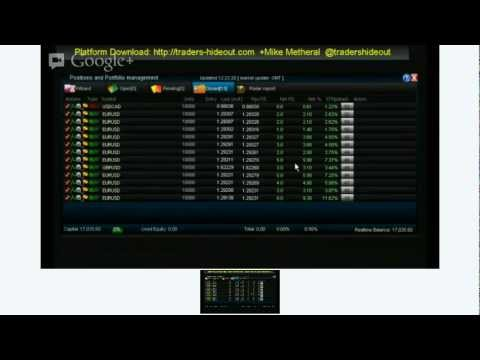 WOW - crazy live scalping session! 2012-09-25 ON-AIR, On the Best FOREX Trading Platform