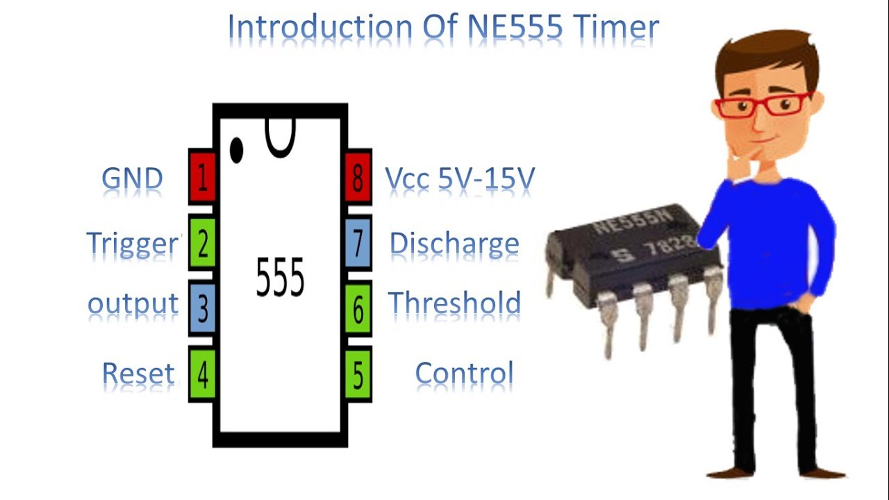 555 Timer Working Construction Ic Ne555 By Earthbonhon Logic Circuit And Switching Theory Jonyislam Earthbondhon