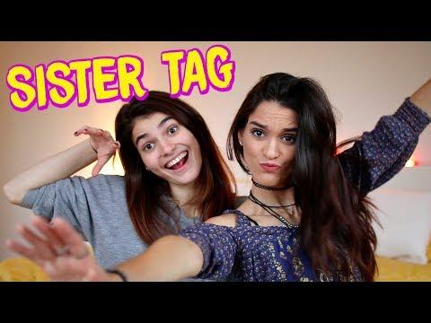 Запознайте се със сестра ми
