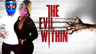 CHAINSAW MANIAC | The Evil Within Gameplay | The Evil Within Walkthrough
