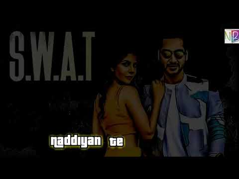 SWAT With Lyrics | AVI J Ft. Heartbeat  | GTA Version 6 | T-Series