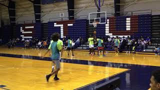 Miami-Dade County Basketball Showcase: Class of 2021.2022 Gm #5