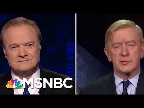 GOP Pres. Candidate Bill Weld Endorses Impeachment Inquiry | The Last Word | MSNBC