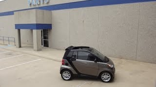 2009 mercedes smart car convertible passion cabriolet only 3k miles tdy sales in granbury tx