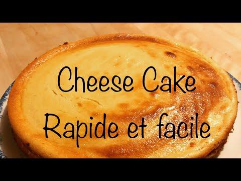 recette-rapide-et-facile---cheese-cake