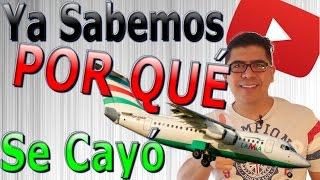 Análisis del Informe del accidente aéreo del avión de LaMia. (#30)
