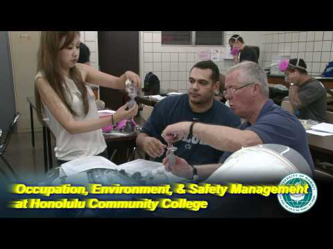 Occupational & Environmental Safety Management at Honolulu Community College