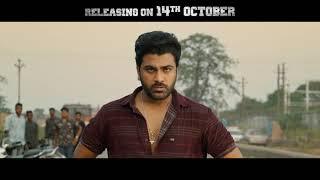 Maha Samudram Release Promo | Sharwanand, Siddharth, Aditi Rao Hydari | Ajay Bhupathi | Anil Sunkara Image