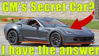 General Motors 2020 Vehicle build dates announced! Plus, what is this Corvette?