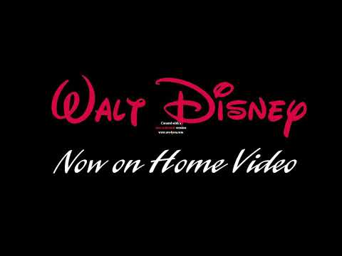Now on Walt Disney Home Video