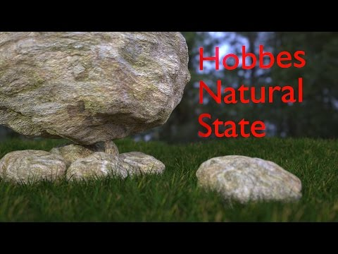 The Natural State of Man- Hobbes