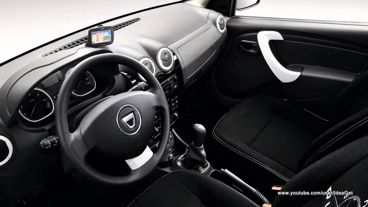 New 2014 dacia logan mcv youtube for Interieur duster 2018