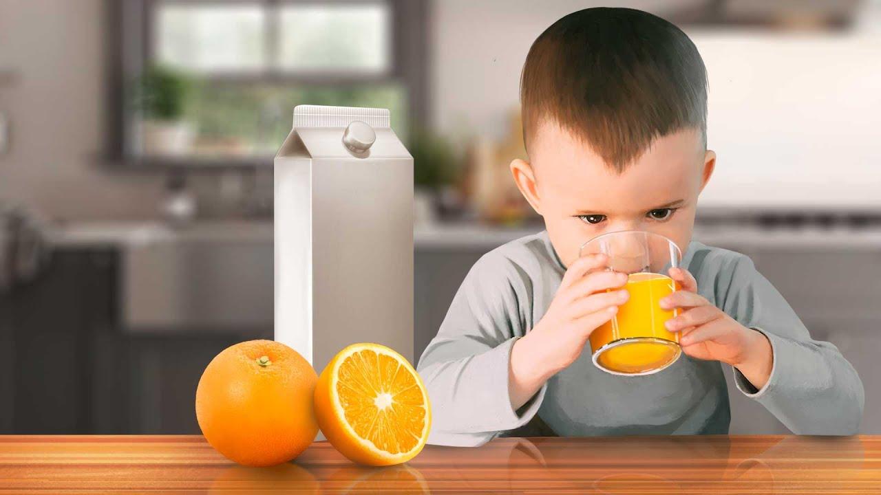 Cuidado: 5 bebidas que son peligrosas para los niños