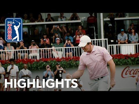 Rory McIlroy's highlights | Round 4 | TOUR Championship 2019