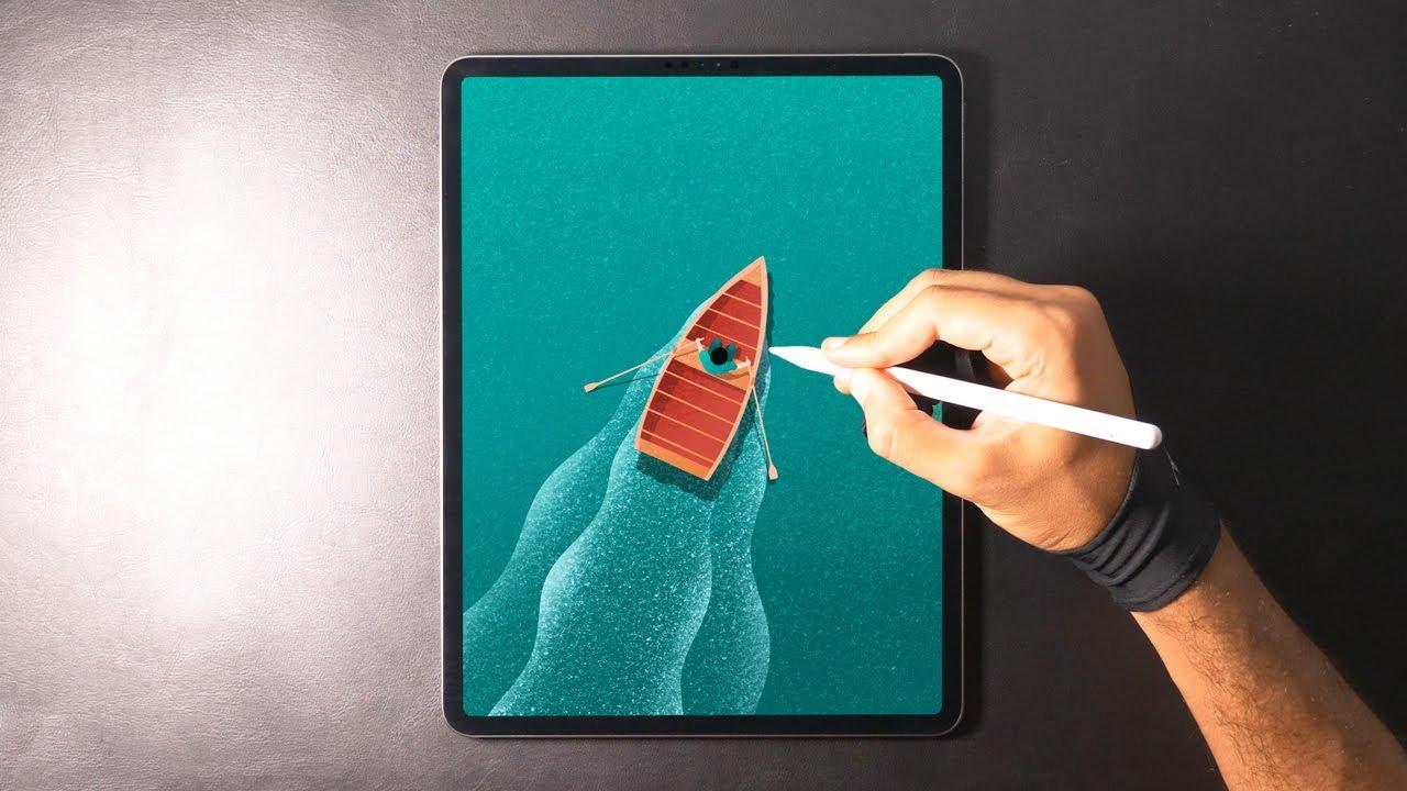 Digital Illustration with iPad Pro