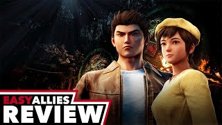 Shenmue 3 - Easy Allies Review (Video Game Video Review)