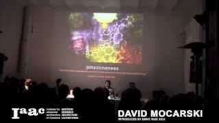 David Morcarski - IaaC Lecture Series - 2014