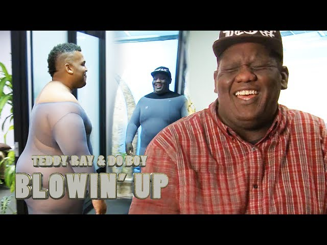 Thugs Need Pampering Too - Teddy Ray & DoBoy: Blowin Up Ep. 5