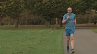 Blind Man to Run NYC Marathon Without Assistance Using App He Helped Create