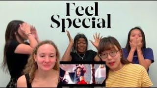 "Gambar cover TWICE (트와이스) - ""Feel Special"" M/V Reaction"