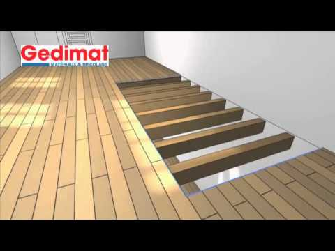 Extension avec une cage d 39 escalier gedimat ma maison s for Tapisser cage d escalier