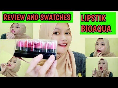 review-&-swatches-lipstik-bioaqua|-murah-dan-bagus