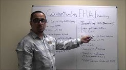 Conventional vs FHA Financing