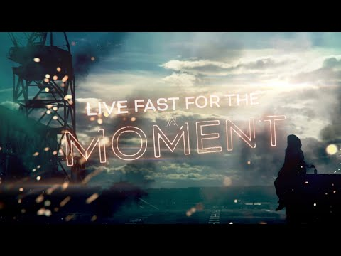Alan Walker x A$AP Rocky - Live Fast (PUBGM) | Lyric Video