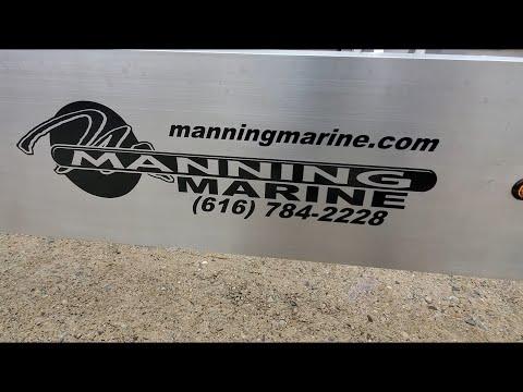 SpeedRacer MTI's New Manning Marine Trailer