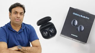 Samsung Galaxy Buds Pro TWS with ANC Impressions