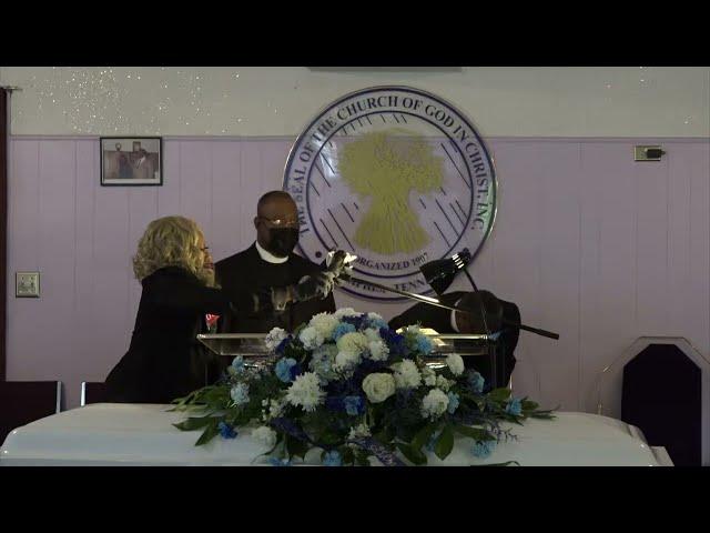 Funeral Services for Ruth Ella Bradford Stillwell