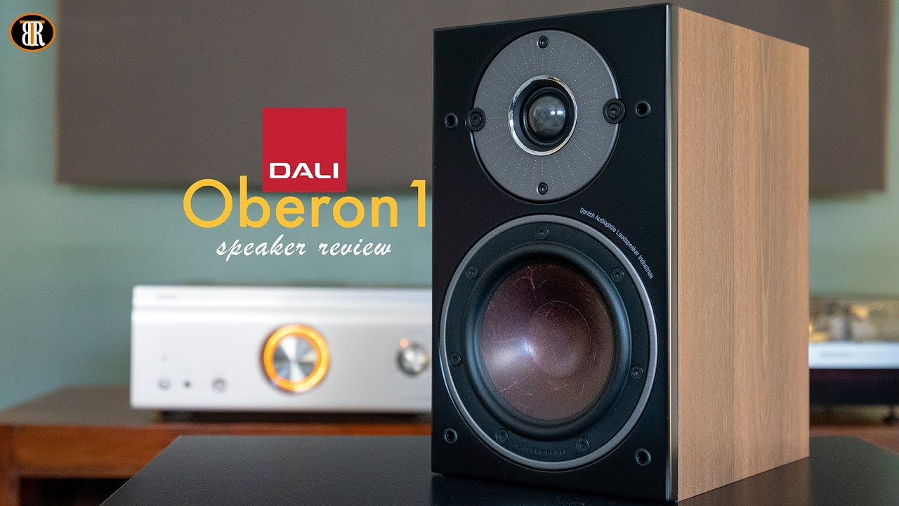 Small and Mighty, Dali Oberon 1 Speaker Review