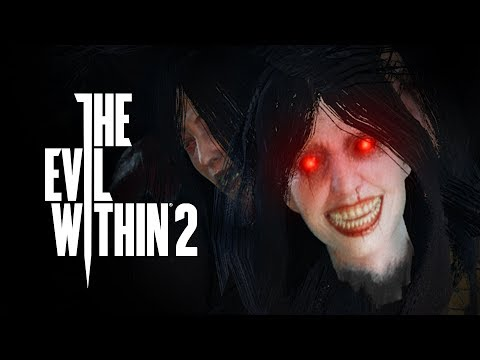 The Evil Within 2 – The Gruesome, Giggling Guardian
