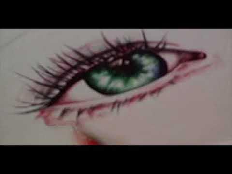 #PenArtMaster Bic pen eye drawing