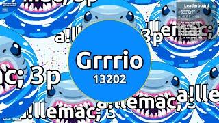 Gambar cover INSANE DESTROYING TEAMS SOLO IN AGARIO 90K+ SCORE - Agar.io