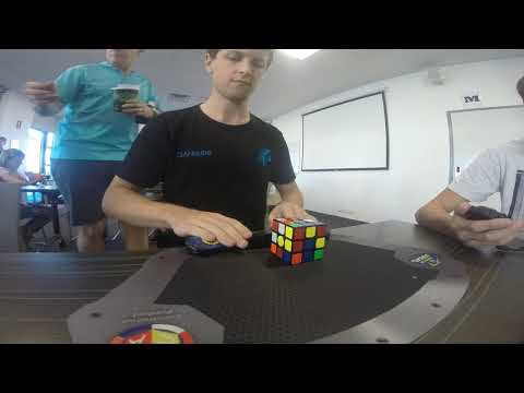 How to Solve a Rubik's Cube in 5 Seconds—or Less