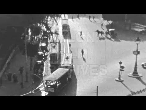 Cairo, Egypt 1950 - The Opera Square
