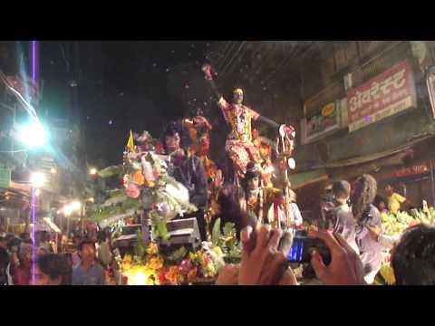 Holi Khele Mashane Mein, Chauk, Allahabad