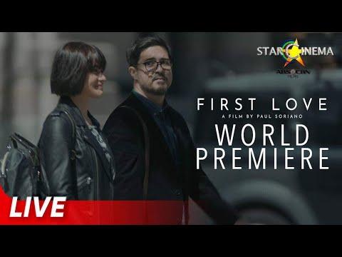 [LIVE] First Love World Premiere