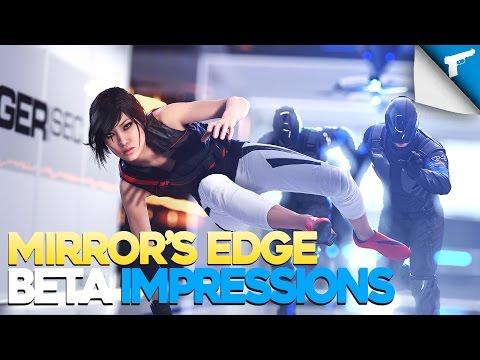 Mirror's Edge: Catalyst | Free Runner's Paradise [Beta Impressions]