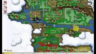 GraalOnlineClassic Atrapando Amigos Como Pokemon GO c/Teercat077YT,Garu Y LionCat999YT