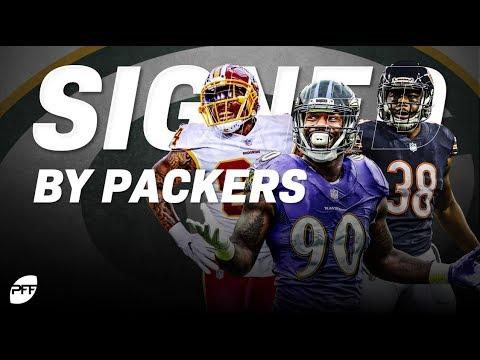 best loved bb1fe cafd2 Green Bay Packers Sign Za'Darius Smith, Adrian Amos, & Preston Smith | PFF