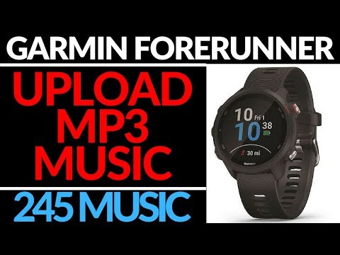 how-to-upload-music-to-your-garmin-forerunner-245-music