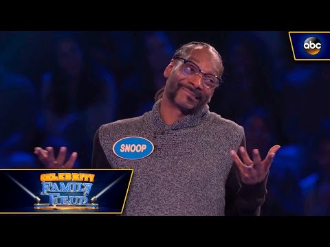 Snoop Dogg's Hilarious Fast Money EXCLUSIVE EXTENDED VERSION - Celebrity Family Feud